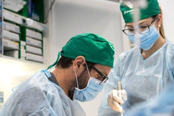 Rehabilitaciones orales completas en 1 día