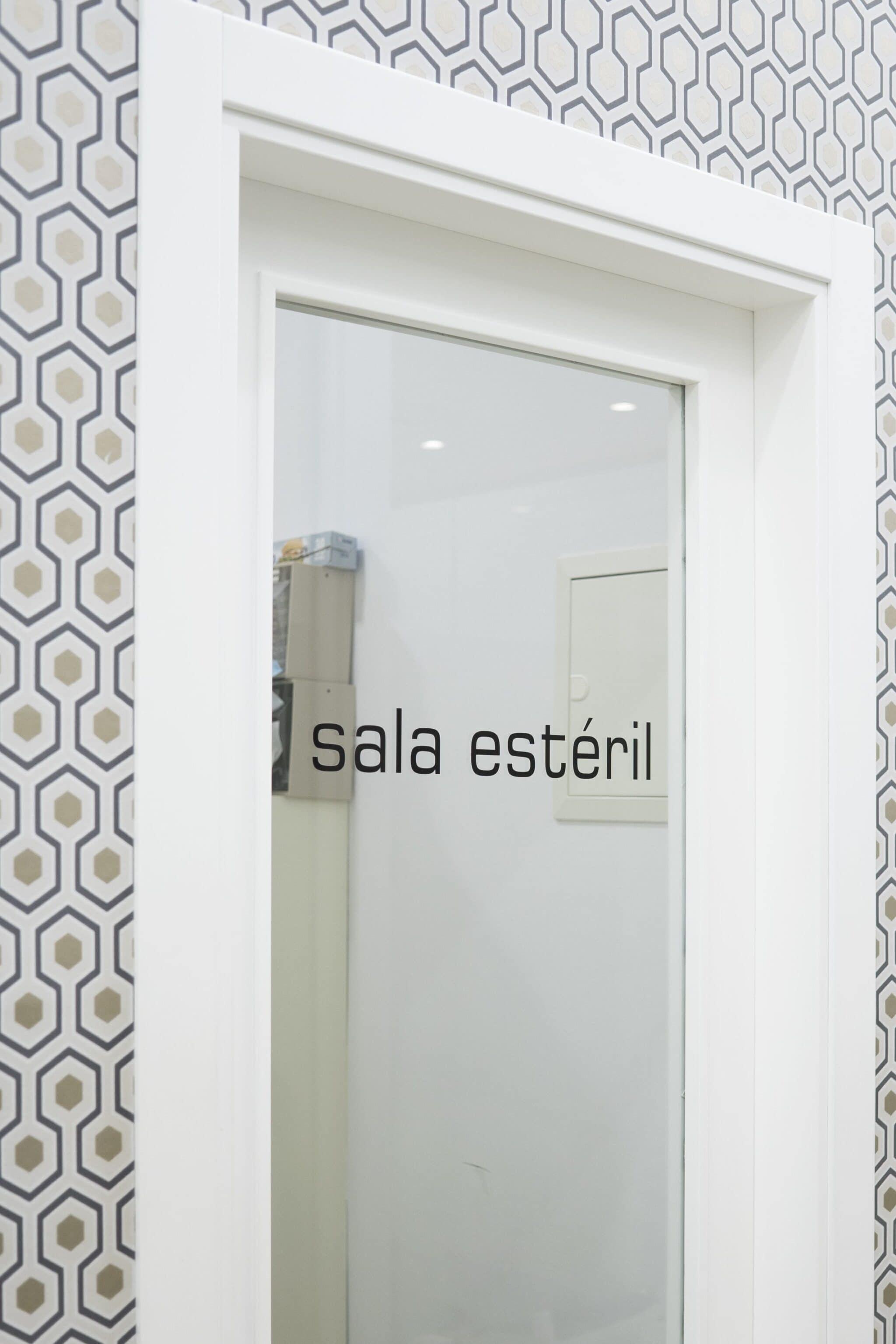 sala esteril